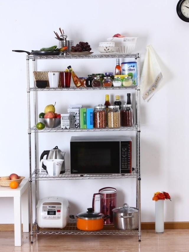 储藏室置物架的种类 储藏室置物架选购技巧