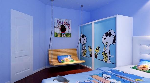 儿童房装修风格技巧 儿童房装修风格注意事项