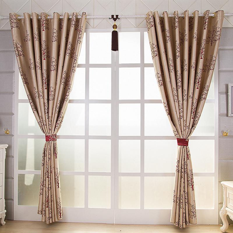 中式装修风格窗帘特点 中式装修风格窗帘搭配