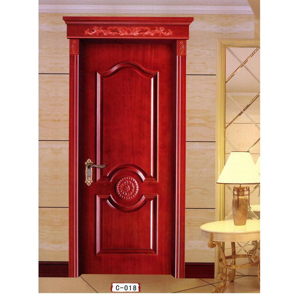 实木门用什么木材好?家装实木门如何选购?