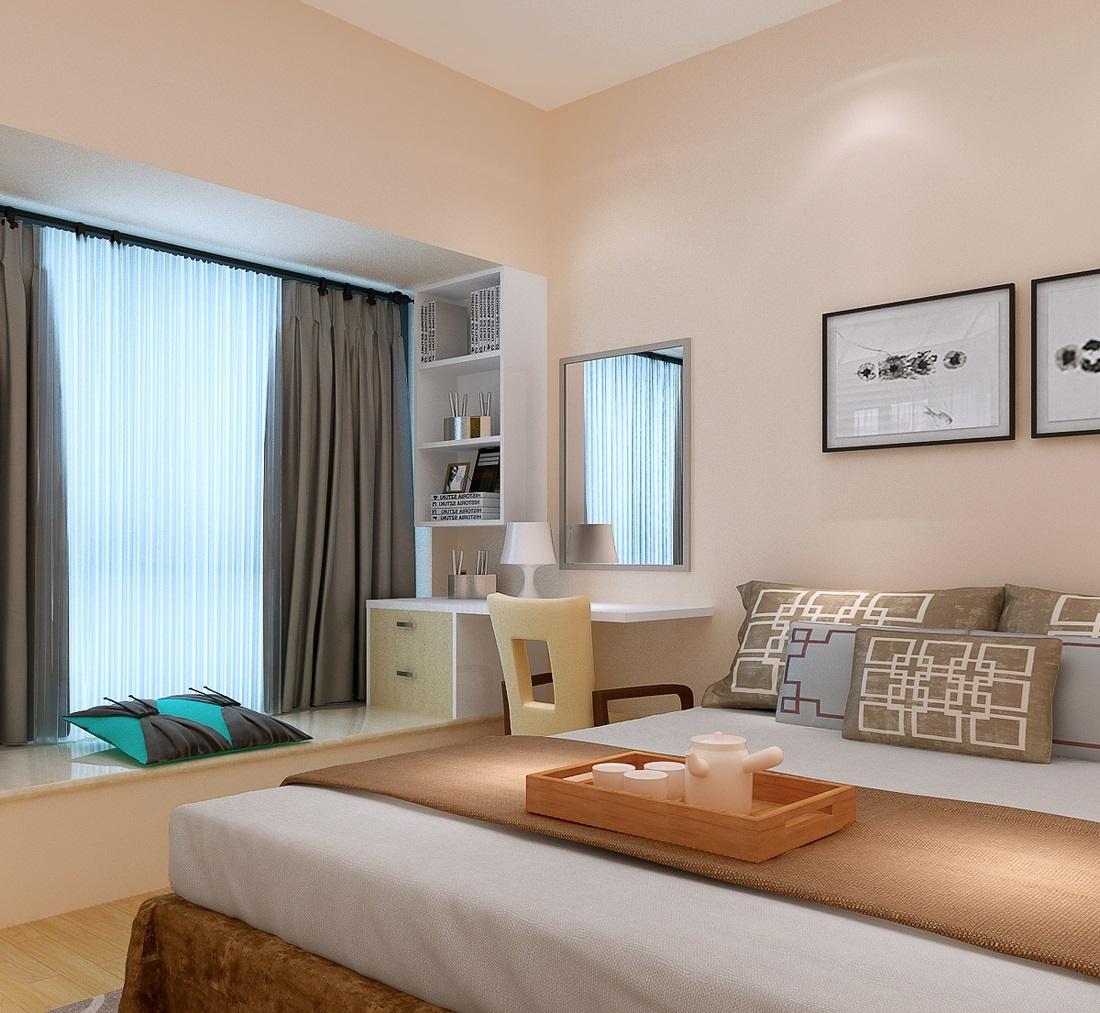 卧室飘窗宽度介绍   飘窗的设计原则