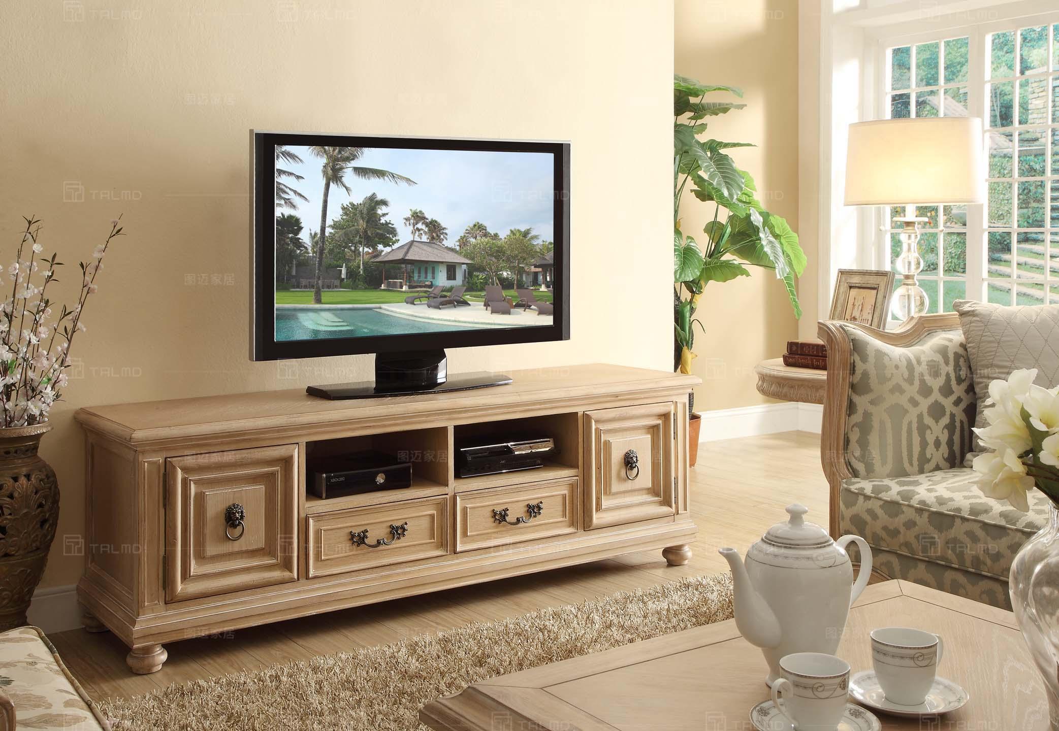客厅沙发柜的种类  保养柜类家具方法