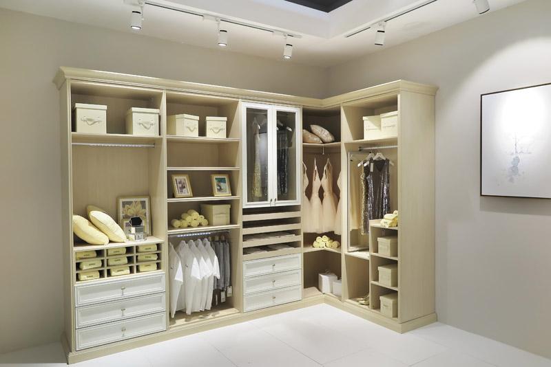 衣柜定制的品牌  衣柜定制如何计价