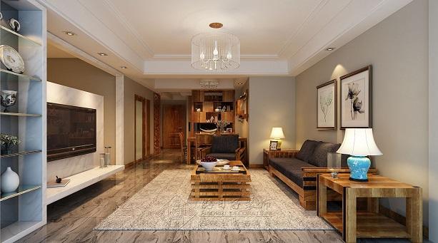 两居室怎么装修?90平米两居室装修要点