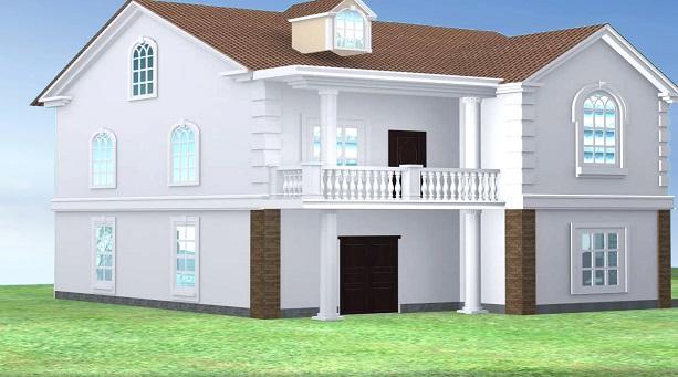 房屋外形怎么设计?房屋外形设计注意事项
