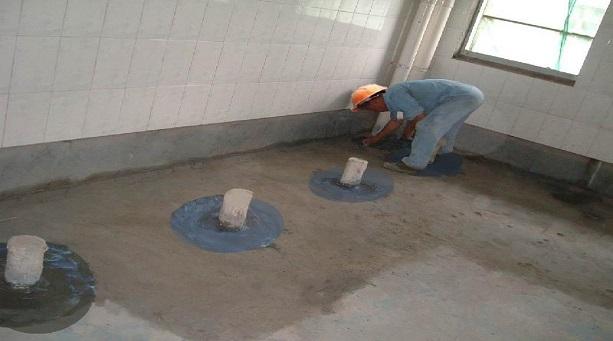 防水工程怎么做?专业防水施工队施工流程