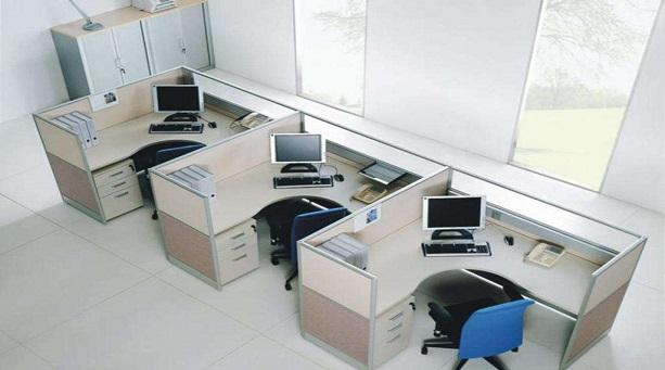 办公桌屏风隔断的优点,办公桌隔断的选购事项