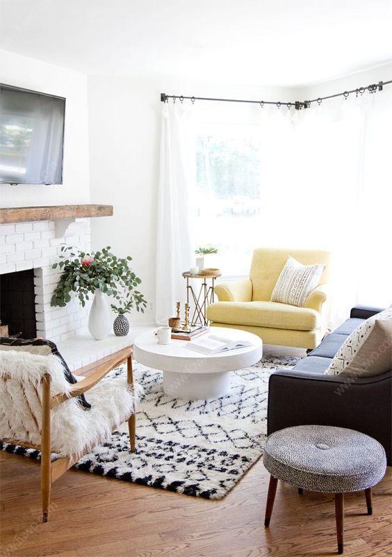 客厅如何装饰技巧 客厅如何装饰注意事项