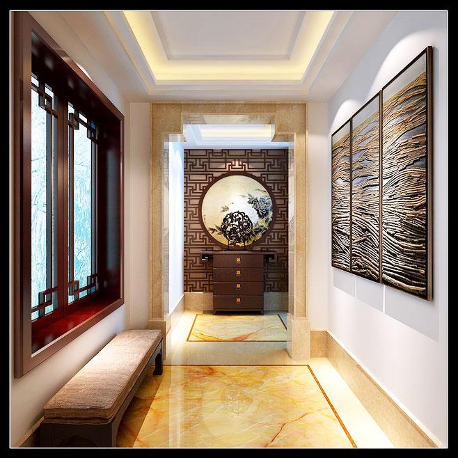 过道玄关装饰设计 过道玄关装饰注意事项