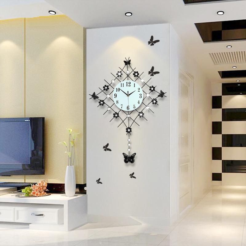 客厅创意挂钟风水禁忌  客厅创意挂钟如何摆放