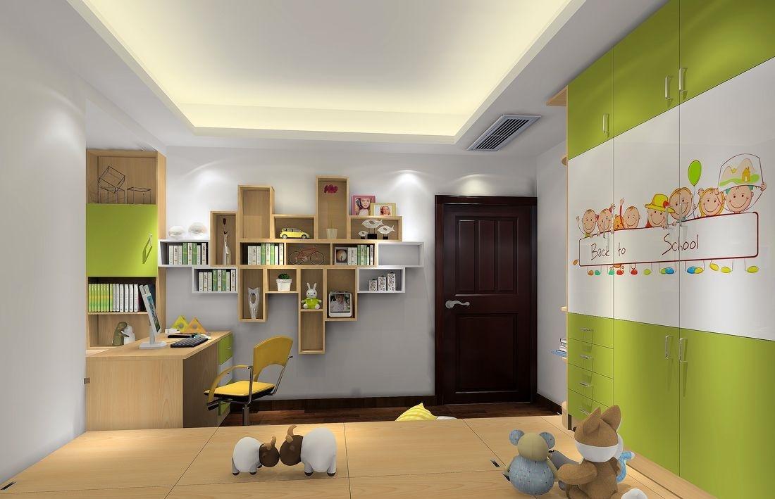 儿童房间榻榻米怎么设计?儿童房间榻榻米设计要点