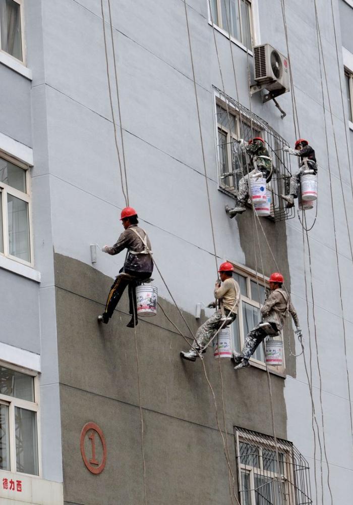 外墙面砖施工方案     外墙面砖施工注意事项
