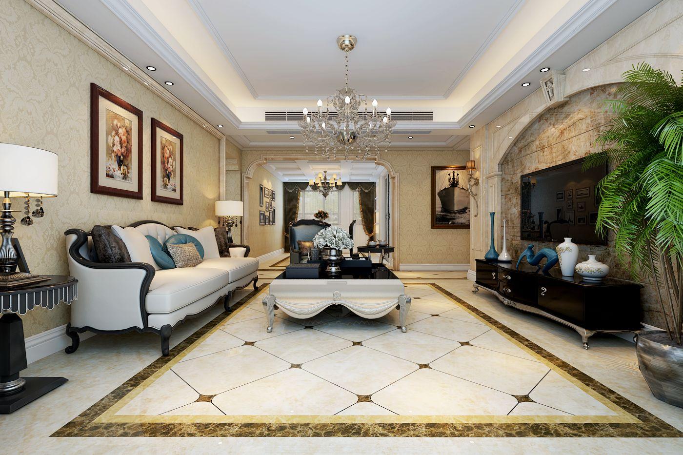 别墅客厅装饰设计要点 别墅客厅装饰设计技巧