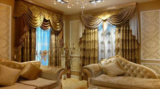 如何选购欧式风格的窗帘 欧式窗帘选购方法