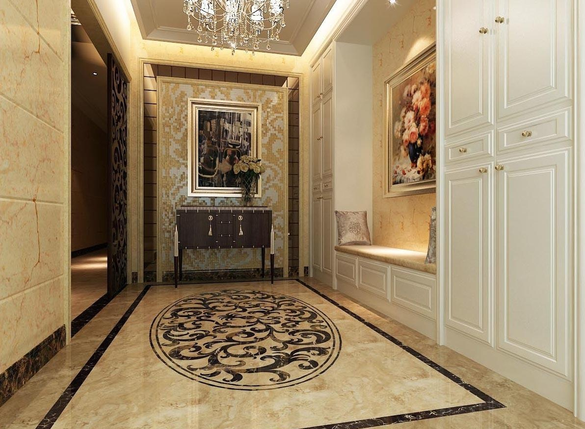 进门玄关装饰画风水讲究 玄关的装饰方法推荐