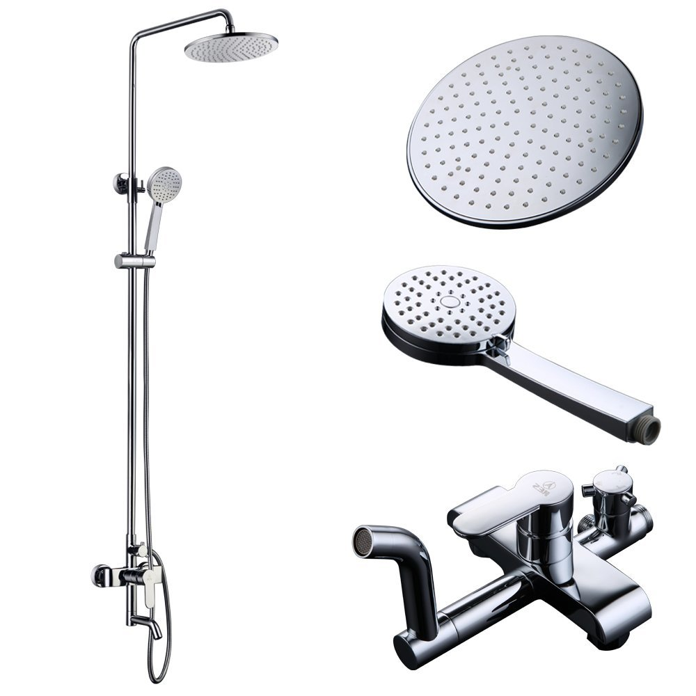 淋浴器安装步骤  淋浴器安装的注意事项