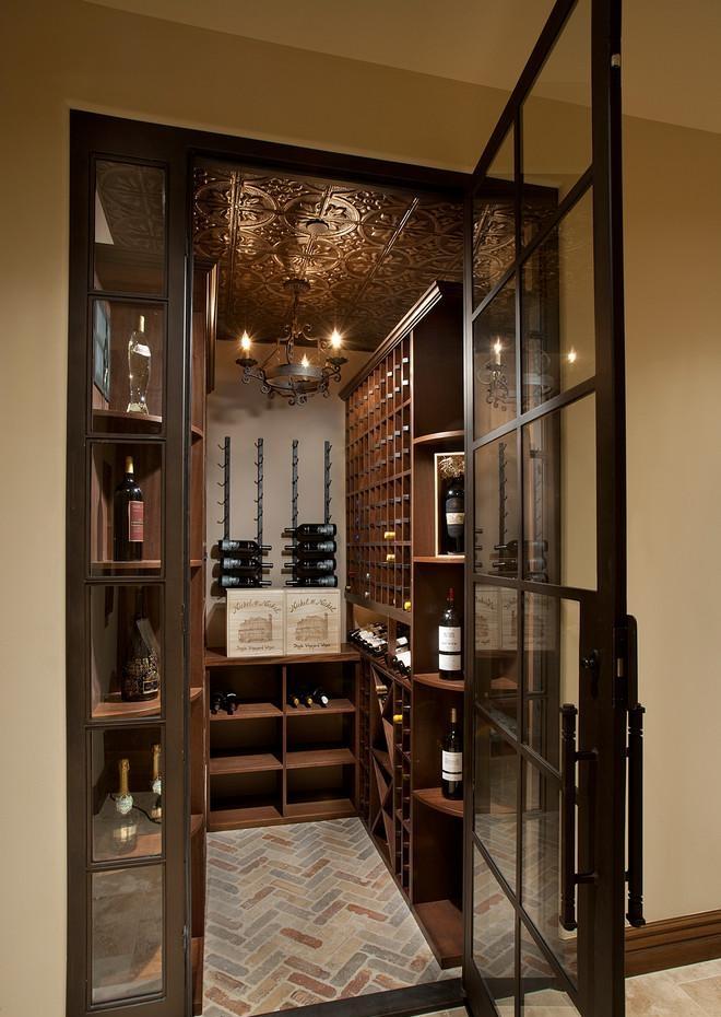 家庭酒窖设计方法 家庭酒窖设计注意问题