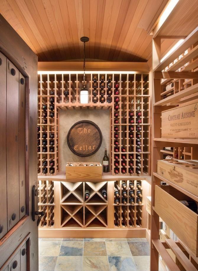 红酒窖设计风格介绍 红酒窖设计方法介绍