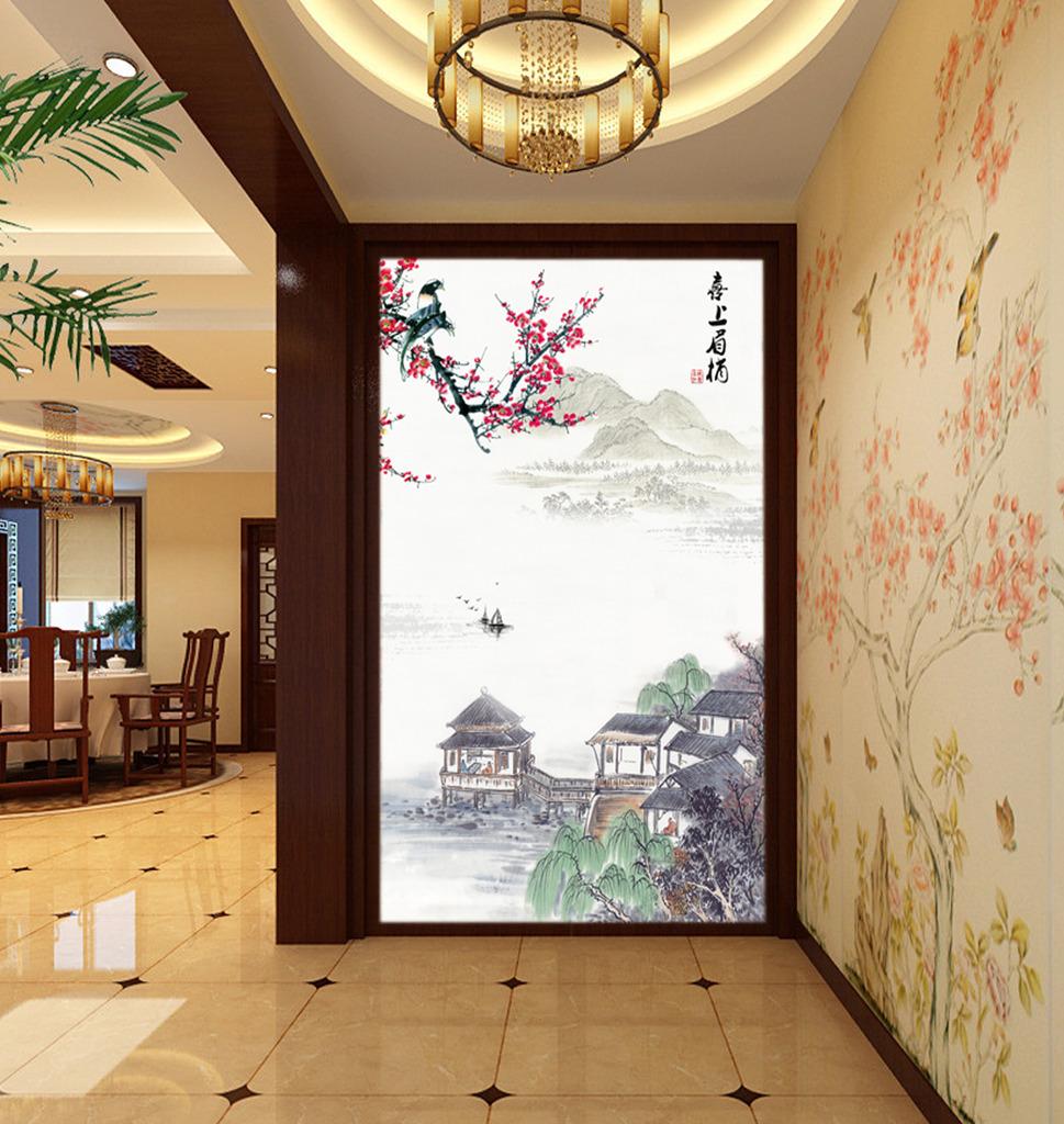 客厅走廊装饰画怎么选?客厅装饰画挑选技巧