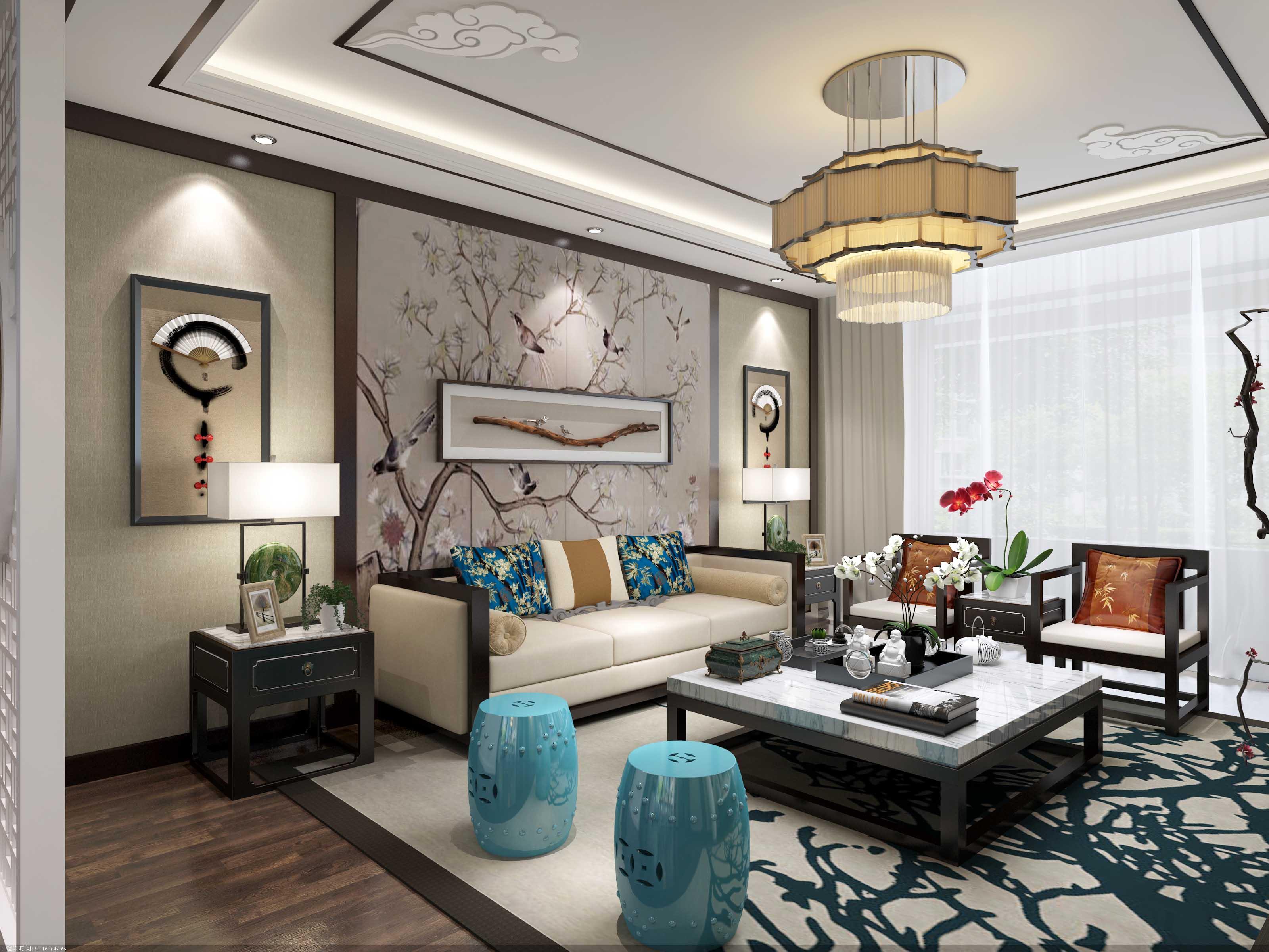 三室两厅装饰费用明细 三室两厅装饰技巧