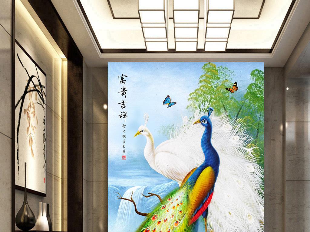 玄关壁画悬挂方法 玄关壁画选择注意事项