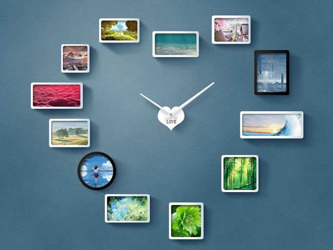 自制照片墙设计要点 自制照片墙安装方法