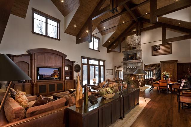 别墅装修中式风格有哪些?