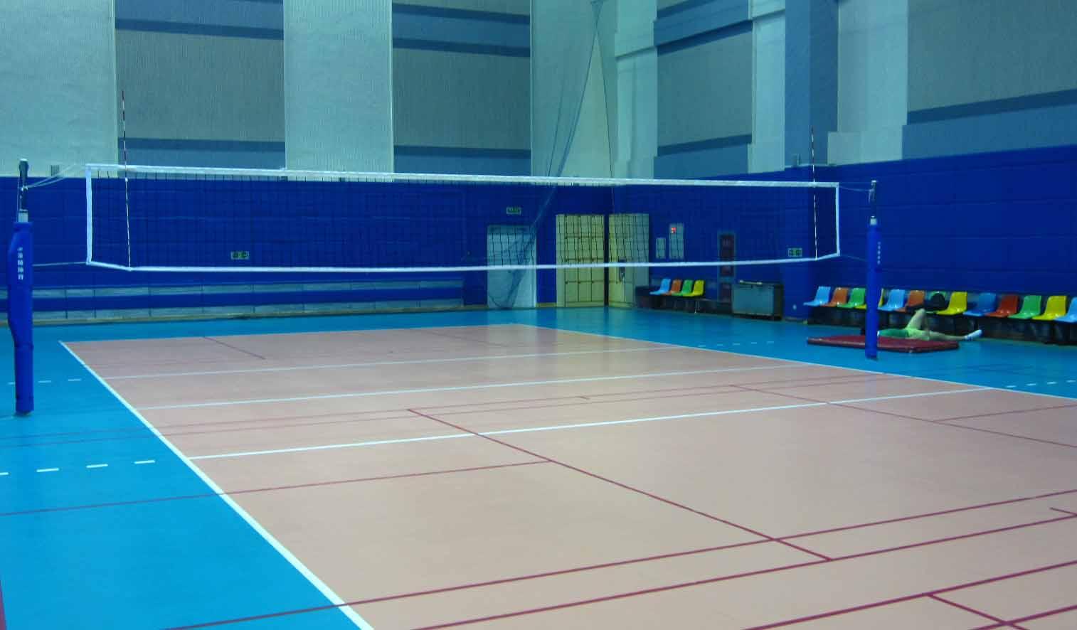 pvc运动地板有哪些优点?pvc运动地板的特点