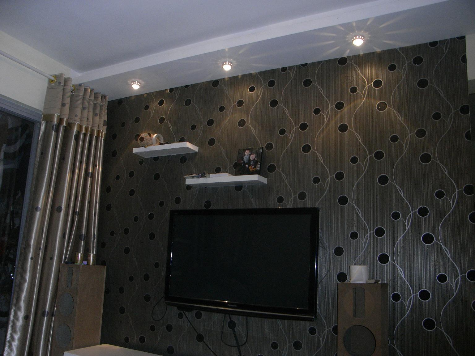 电视背景墙纸分类 电视背景墙纸选购技巧