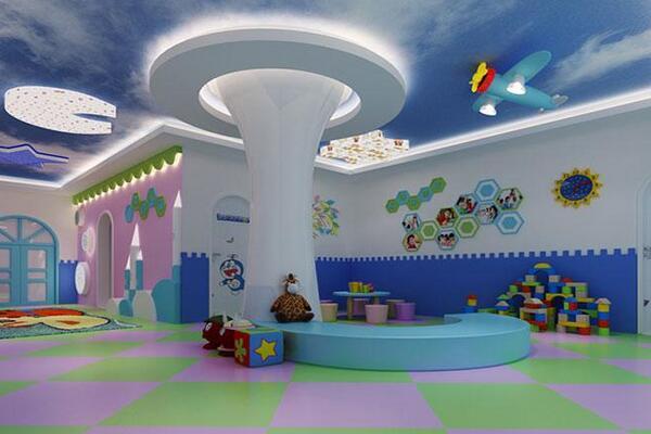 幼儿园墙纸设计技巧,幼儿园装修要点介绍