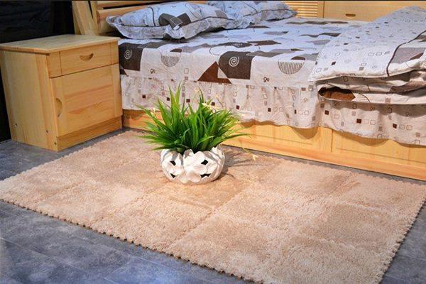 装修铺地毯的技巧介绍,地毯的选择技巧介绍