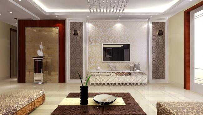 什么是客厅影视墙?客厅影视墙装修注意事项