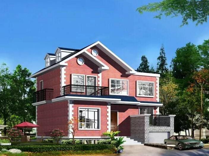 别墅设计如何 15万元以内农村别墅装修方法