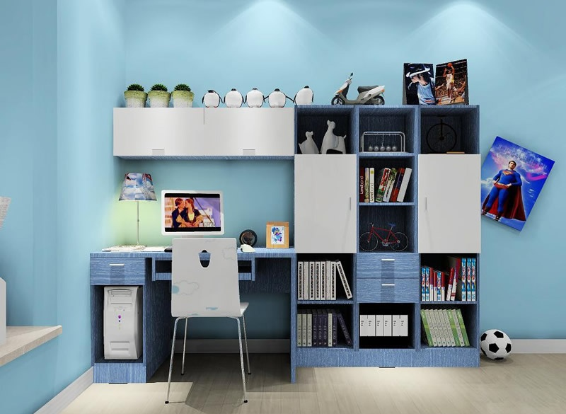 儿童书柜有哪些品牌?儿童书柜尺寸多少合适?