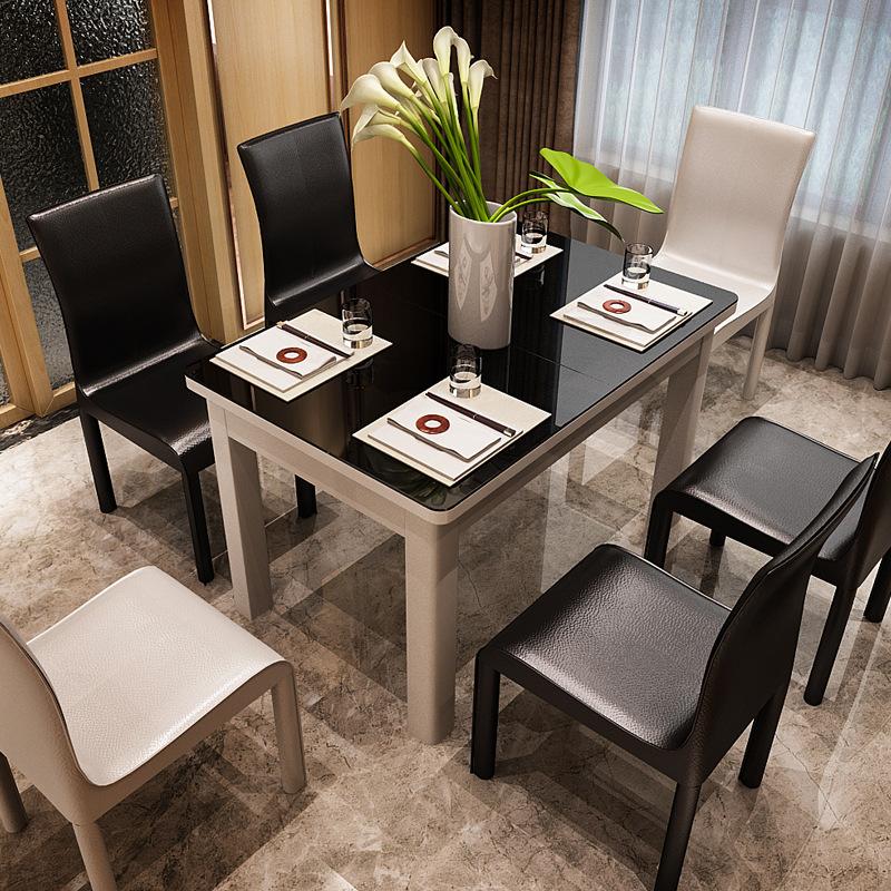 小户型折叠餐桌选购技巧 小户型折叠餐桌特点