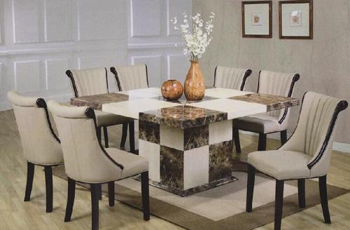 正方形餐桌的选购方法,正方形餐桌的优点