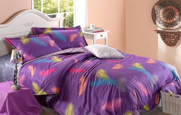 四件套床品包括什么?四件套床品有哪些材质?
