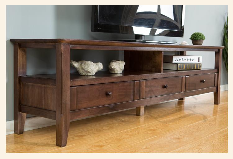 胡桃木电视柜优点 胡桃木电视柜保养方法