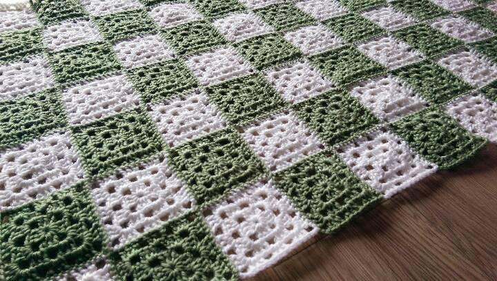 旧毛线钩地毯风格   旧毛线钩地毯特点
