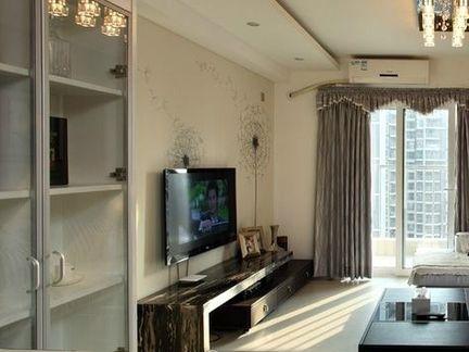 纯墙纸电视墙哪种好?纯墙纸电视墙选购技巧