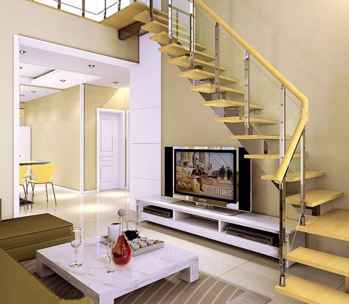 钢木楼梯怎么样?钢木楼梯如何选择?