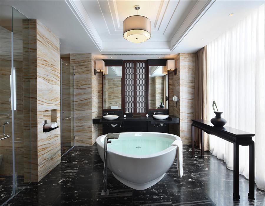 卫浴装修效果图赏析 卫浴装修详细要点