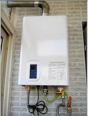 燃气热水器安装注意什么   安装燃气热水器的步骤