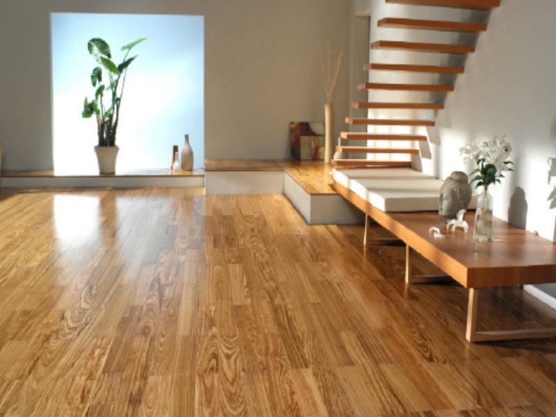 橡木实木地板好吗?实木地板有哪些优点?