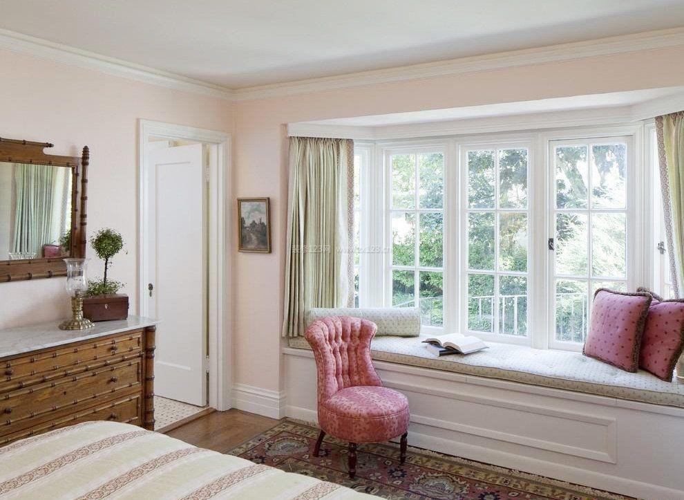飘窗设计效果图-装修之家学装修