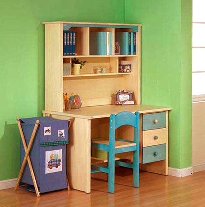 小孩的书桌组装步骤图