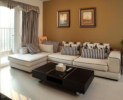 小户型沙发选购要领   小户型沙发摆放