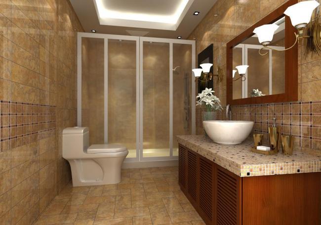 卫生间墙面装饰材料     防水材料的施工方法