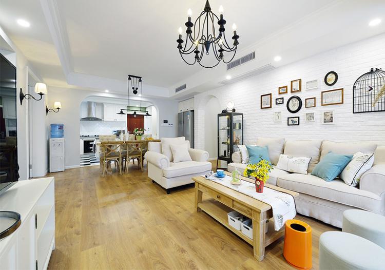 装修设计效果图赏析 家庭装修有哪些重点