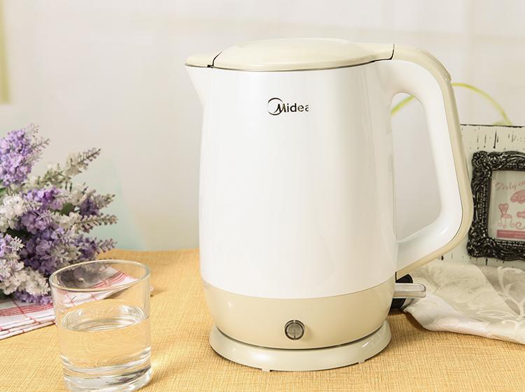 美的电热水壶怎么样 美的电热水壶挑选方法